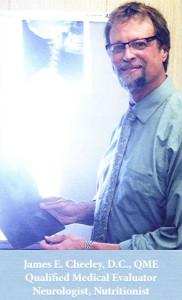 Dr. James Cheeley